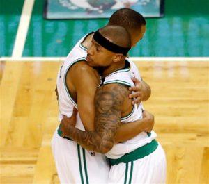 The Celtics will encourage Brady
