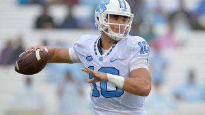 North Carolina superstar quarterback picks