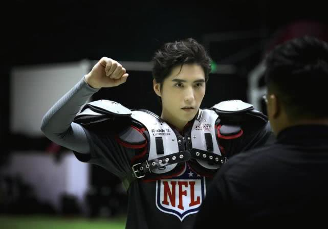 Interview with NFL China Jerseys Promotion Ambassador