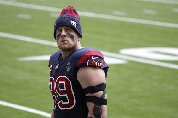 J.J. Watt: Houston Texans players are not selling jerseys hard enough